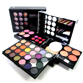Bộ phấn Sivanna Colors Pro Make Up Palette Thái Lan