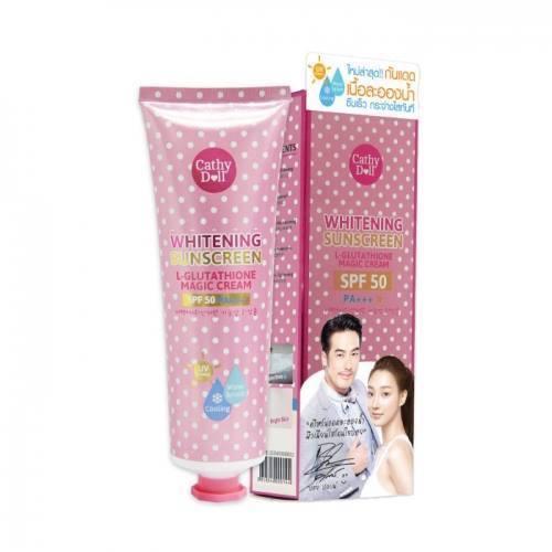 Kem Chống Nắng Body Cathy Doll Whitening Sunscreen SFP 50 PA+++ Thái Lan