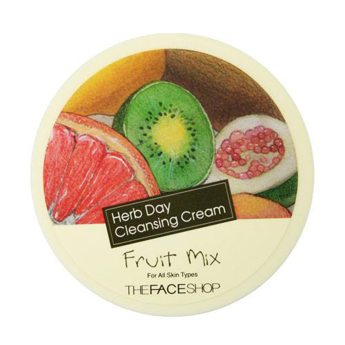 Kem Tẩy Trang Herb Day 365 Cleansing Cream TheFaceShop 150ml