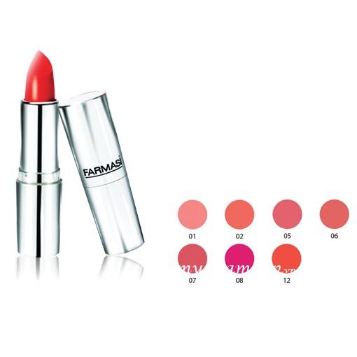 Maxi Rouge Lipstick 1701LIP – Son Lì Dưỡng Môi 5gr