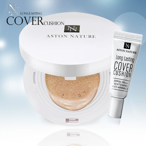 Phấn nước Aston Nature Long Lasting Cover Cushion