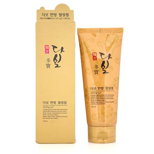 Tẩy Tế Bào Chết Dabo Peeling Gel 180ml Hàn Quốc