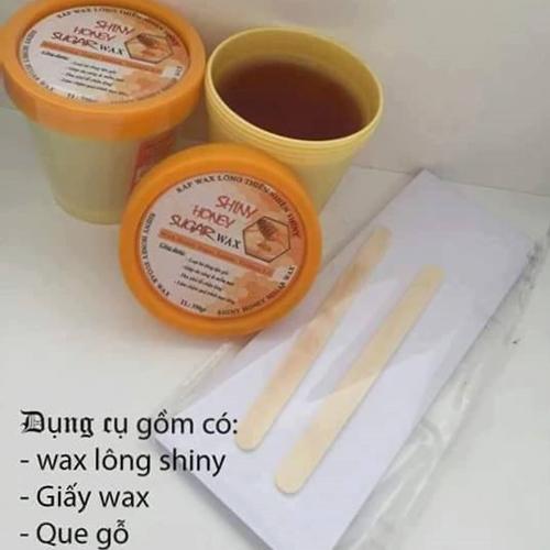 Sáp Wax Lạnh Triệt Lông Shiny