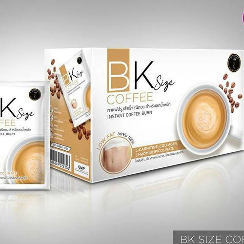 Cà Phê Giảm Cân BK Size Coffee Chính Hãng Thái Lan