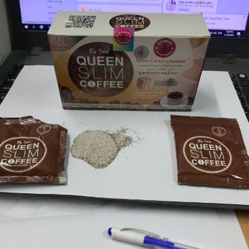 Cà Phê Giảm Siêu Cân Queen Slim Coffee Thái Lan