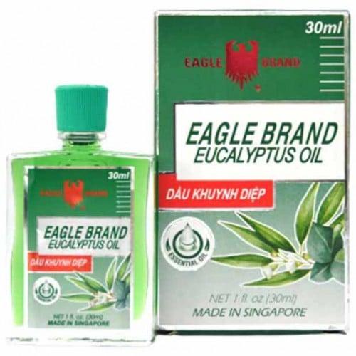 Dầu Khuynh Diệp Con Ó của Mỹ Eagle Brand Eucalyptus Oil 30ml
