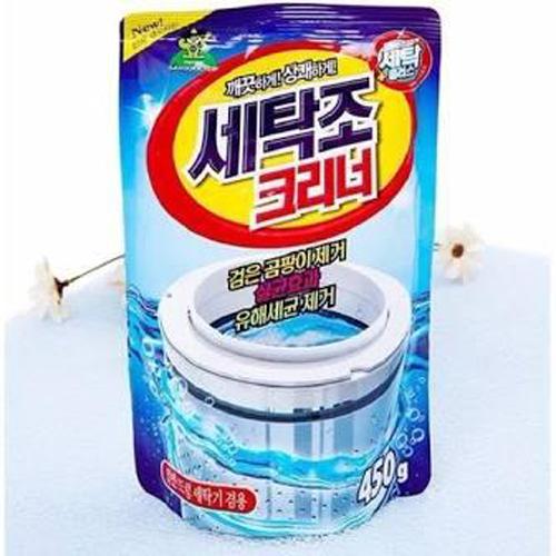 Gói Bột Tẩy Vệ Sinh Lồng Máy Giặt Panda Hàn Quốc 450g