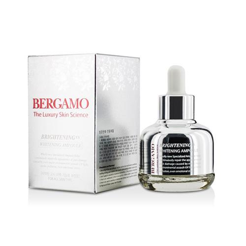 Tinh Chất Dưỡng Trắng Da Bergamo Brightening Ex Whitening Ampoule 30ml