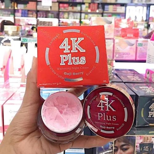 Kem 4k Plus Acne Trị Mụn Thâm Goji Berry 20g Thái Lan
