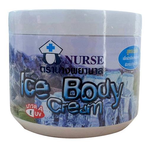 Kem Body Đá Lạnh ICE BODY CREAM 500gr Thái Lan