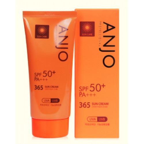 Kem chống nắng Anjo SPF50+ PA+++ 365 Sun Cream Hàn Quốc