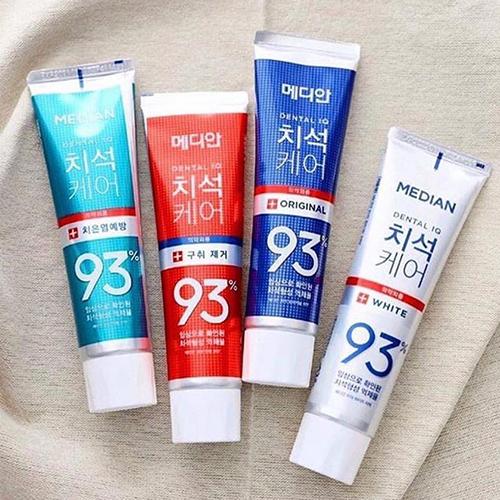 Kem Đánh Răng Median Dental IQ 93% Hàn Quốc