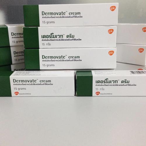 Kem Điều Trị Vảy Nến Dermovate Cream 15g Thái Lan