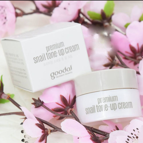 Kem Dưỡng Ốc Sên Mini Goodal Premium 10ml Hàn Quốc