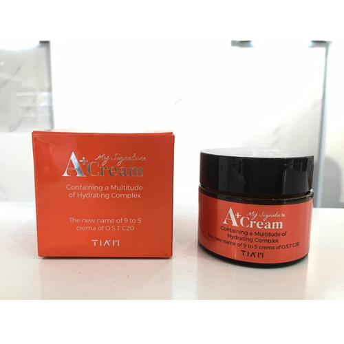 Kem Dưỡng Trắng Da TIAM A+ Cream 50ml(Kem C20 Mẫu Mới)Hàn Quốc