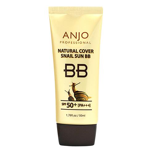 Kem trang điểm Anjo Natural Cover Snail Sun BB