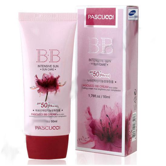 Kem trang điểm Pascucci Intensive Sun BB Cream