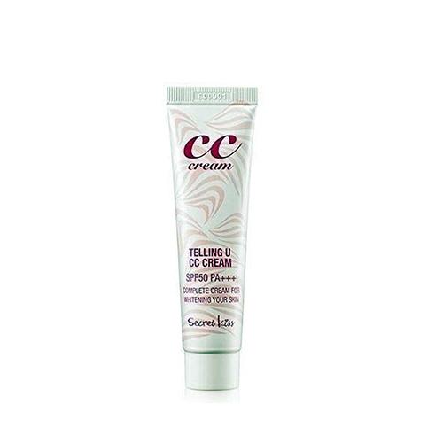 Kem trang điểm Secret Key Telling U CC Cream Hàn Quốc 30ml