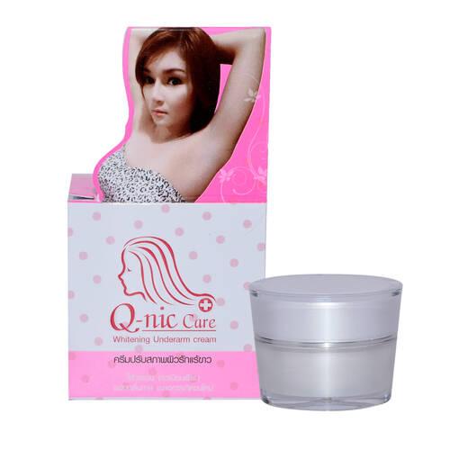 Kem Trị Thâm Nách Bikini Q-Nic Care Thái Lan 15g