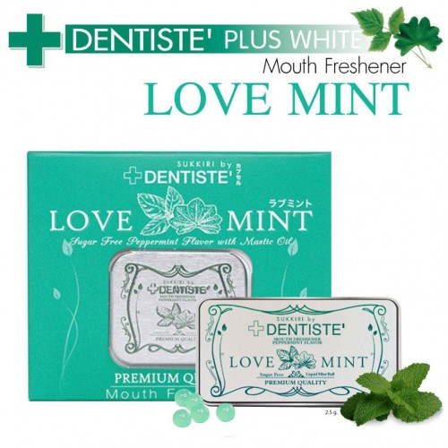 Kẹo Tình Yêu Dentiste' Love Mint Thái Lan 50 Viên