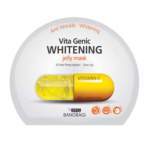 Mặt Nạ Giấy Banobagi Vita Genic Jelly Mask Vitamin C(30ml/miếng)