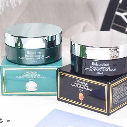 Mặt Nạ Mắt JM Solution Honey Luminous Royal Propolis Mask Black 90g Hàn Quốc