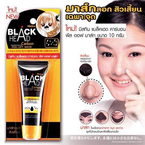 Mistine Black Head Lột Mụn Đầu Đen Thái Lan