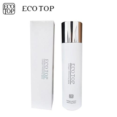 Nước Hoa Hồng Dưỡng Trắng Da Ngừa Lão Hóa Collagen Whitening Skin Ecotop