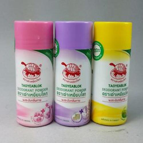Phấn Khử Mùi Taoyeablok Deodorant Powder Thái Lan