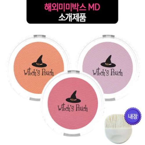 Phấn má hồng iCharming Witch's Pouch Love me Blusher