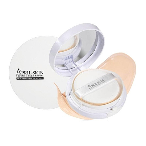 Phấn Nước April Skin Magic Snow Cushion White SPF 50++