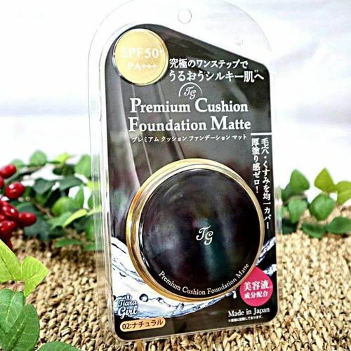 Phấn Nước TG Premium Cushion Foundation Nhật Bản