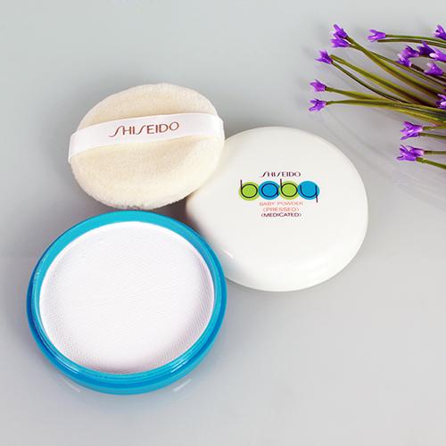 Phấn rôm Shiseido Baby Powder Pressed Nhật Bản