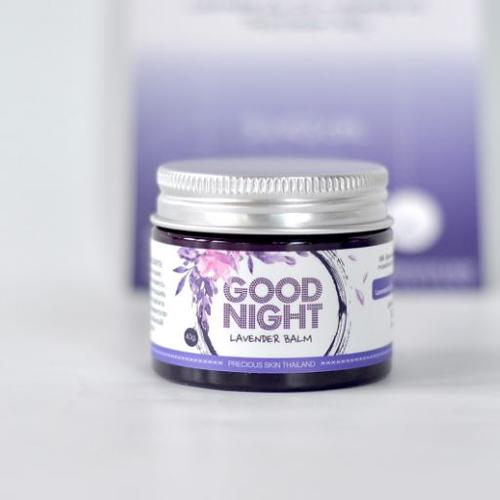 Sáp Bôi Ngủ Ngon GOOD NIGHT Lavender Balm Cao Cấp
