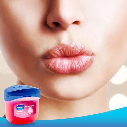 Sáp Dưỡng Môi Có Màu Vaseline Rosy Lips Therapy 7gam