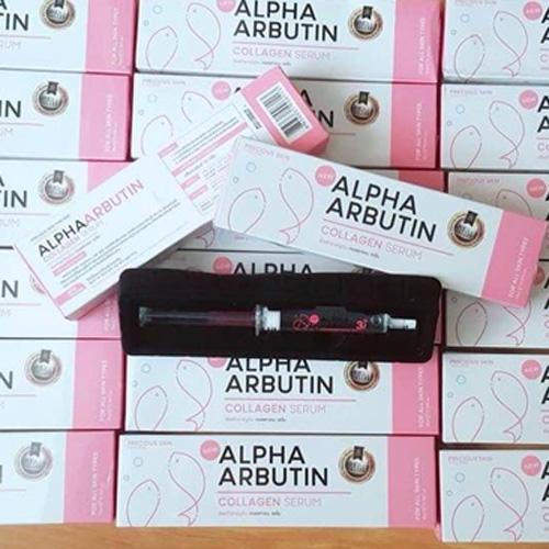 Serum Dưỡng Da Collagen Tươi Alpha Arbutin 100ml Thái lan