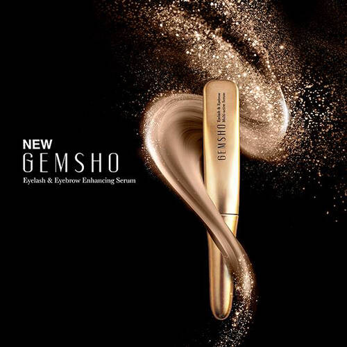 Serum Dưỡng Dài Mi Gemsho Eyelash & Eyebrow Enhancing Từ Mỹ 3ml
