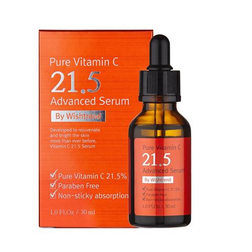 Serum Dưỡng Trắng Chống Lão Hóa Da Pure Vitamin C Advanced Serum 21.5 30ml
