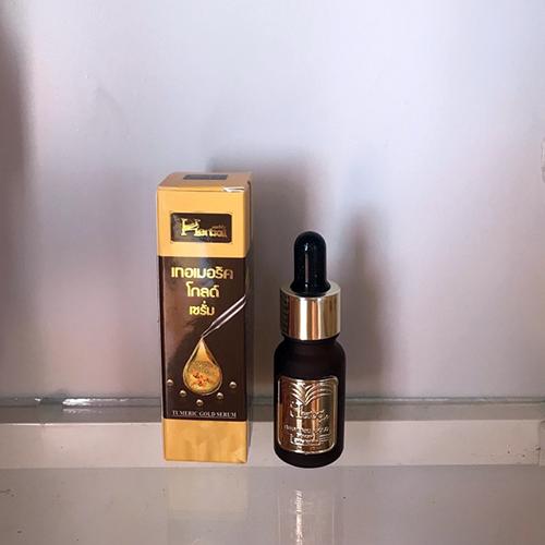 Serum Nghệ Dưỡng Da Trị Nám Herbal Turmeric Gold Thái Lan