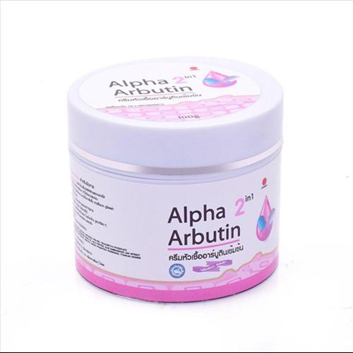 Siêu Phẩm Dưỡng Trắng Alpha Arbutin 2 in 1 100g Thái Lan