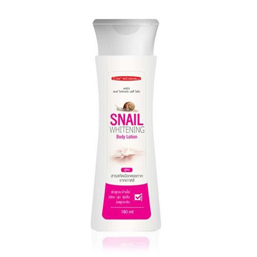 Sữa Dưỡng Thể Trắng Da Tinh Chất Ốc Sên Snail Whitening Body Lotion Thái Lan
