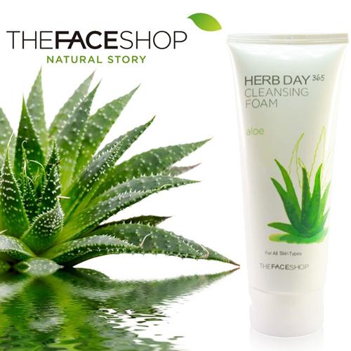 Sữa Rửa Mặt The Nha Đam Face Shop