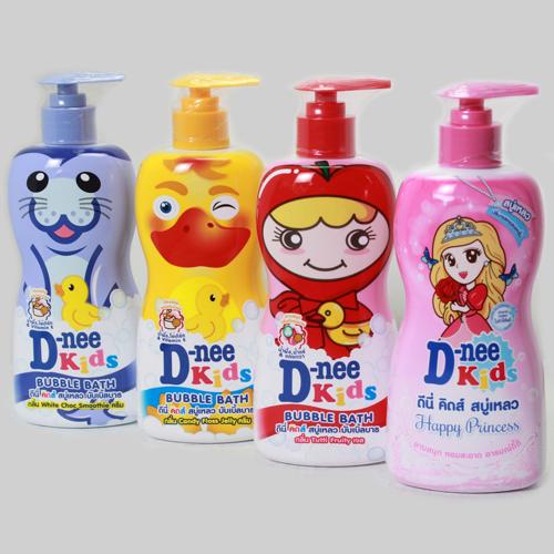 Sữa Tắm Gội Dnee Kids 400ml Thái Lan