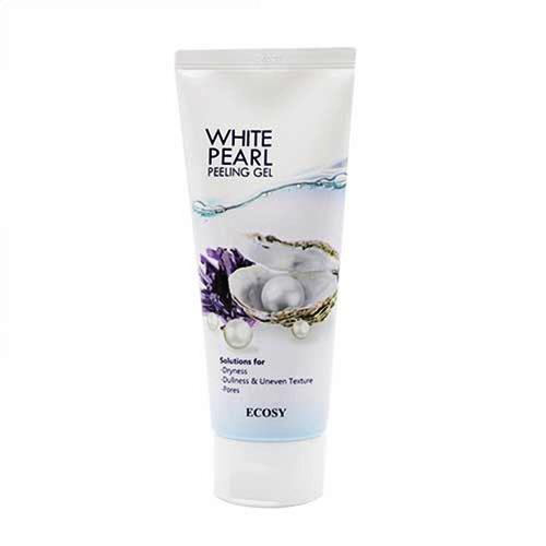 Tẩy Tế Bào Chết Ngọc Trai Ecosy White Pearl Peeling Gel 150ml