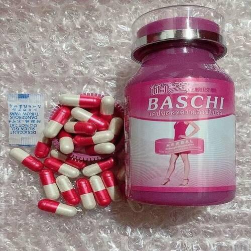 Thuốc Giảm Cân Baschi Hồng 40 viên