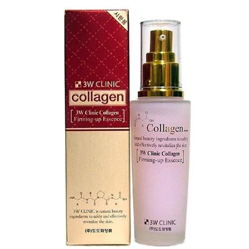 Tinh Chất Dưỡng Da Làm Săn Chắc Da Collagen 3W Clinic Hàn Quốc 50ml