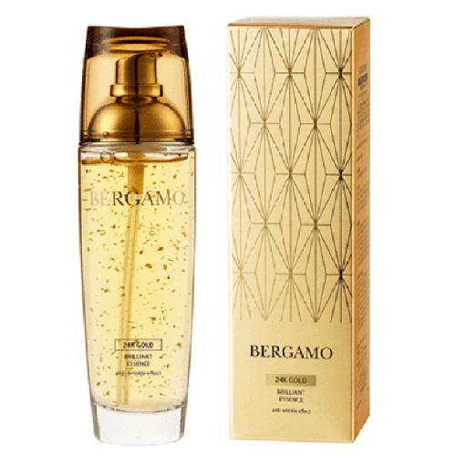 Tinh Chất Dưỡng Da Serum Bergamo 24k Gold Brilliant Essence Hàn Quốc 110 ml