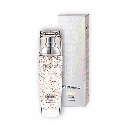 Tinh Chất Dưỡng Da Serum Bergamo White Vita Luminant Essence 110ml Hàn Quốc