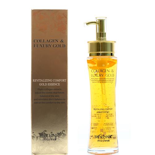 Tinh Chất Trắng Da Collagen Luxury Gold 3w Clinic 150ml Hàn Quốc