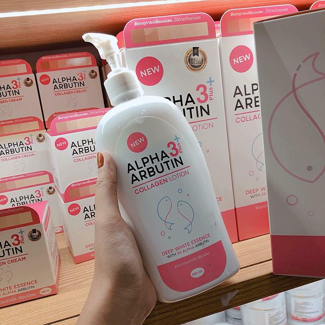 body-chai-sua-duong-the-trang-da-alpha-arbutin-collagen-collagen-lotion-3plus-500ml-thai-lan-2380